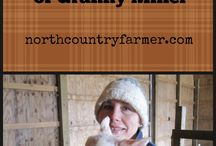 Interviews with Homesteaders