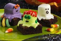 Halloween baking treats