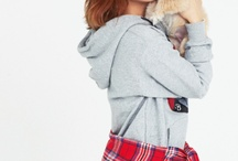 "[MAGAZINE] YEEUN, BAEK A YEON & OTHERS – CeCi Magazine, ""I LOVE PET"", January 2013.  / by iHeart ♥ KPOP"