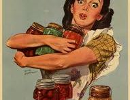 Food ~ Canning, preserving, & putting up! / by Kathleen Shierk