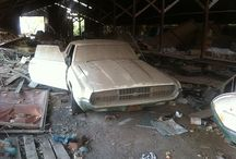 Barn finds & forgotten classics / by Enoch Peterson