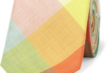 Man of Colour / colourful accessories for men