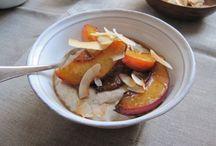 Healthy Breakfast / Nutritious, seasonal and easy-to-prepare breakfasts