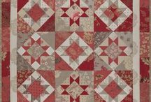 Project Linus - Red Quilts / by Cindy Jauert