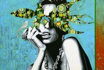 /// ART / Smile: A board curated by Sandra de Souza, Art Director at Wilson Associates.