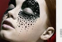 make up - strass