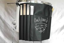 Drum stick bag