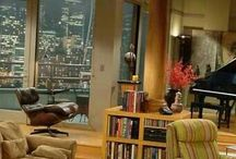 Furniture from Tv & Film / Iconic furniture from Tv & Film