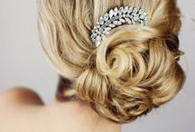 My dream wedding clothing, hair and beauty