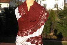 Szydełko i druty - Knit and crochet / Ciekawe prace