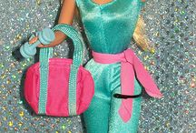 Barbie Girl from the 80's!