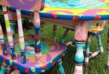 Chairs art