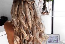 Hairstyles - penteados