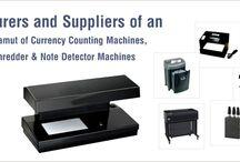 Fake Note Detector Machine Mumbai