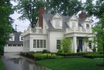 Architectural / Gorgeous homes with character and architectural detail  / by Four Generations One Roof