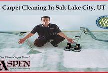 Carpet Cleaning In Salt Lake City, UT