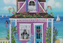 Cottages Art