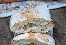 pain 'brioches et autres viennoiseries