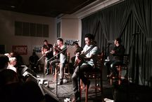 O.A.R. / They visited us on 8/17 for a little private show for The Fan and Fresh FM listeners.  SO COOL!