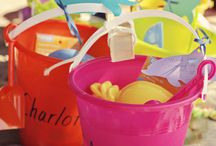 Posh Pool Parties / Party ideas for the party of two or the party of two hundred.