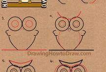 Draw tutorials