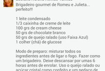 Gastronomia - Receitas