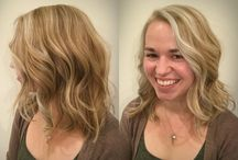 The Village Hair / Beautiful hair creations by the talented stylists at The Village Salon in Northampton, MA