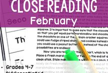 Teaching with Close Reading
