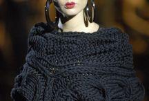 Knitting : chunky