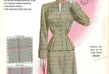 1950s Fabrics