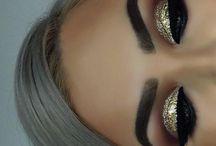 Makijaż za komers