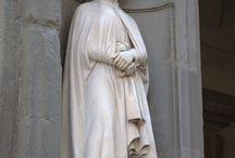 Galeria Uffizi. Florencia. Italia.f / Photo Travel History Art Architecture Fotografía Viajes Historia Arte Arquitectura