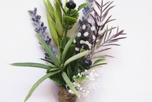 Silver, Navy and Herb Vintage Wedding / Ben and Shells Wedding Theme 29/07/2016