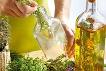 Huile d'olive aromatisé