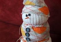 Winter Craft Ideas / Winter crafting ideas I find interesting. #Craft, #CraftIdea, #CraftProject, #DIYCraft, #DIYProject, #CraftDIY, #WinterCraft, #ChristmasCraft, #XmasCraft