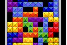 Daniels tetris quilt