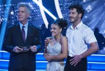 Retweeted EntertainmentTonight (@etnow):  Olympian Laurie Hernandez emerges as #DWTS frontrunner after stunning... https://t.co/IQ0MdP9OaH Entail2