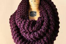 oblečko - fialová inspirace