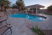 Pools / Pools, large and small http://www.outdoorlivingassessments.com