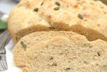 Boulangerie, pains