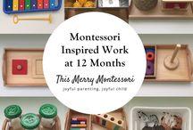 Montessori u Justyny i Antosia