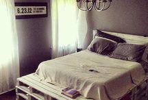 camas de pallets