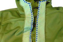 šití soft bunda