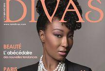 Magazines / Magazines Mode, couvertures ou pages intérieures