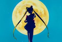 SailorMoon / by Maria Pena