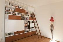 Schränke / Ob Regal, Einbauschrank oder Wohnzimmerschrank - mit dem modernen Design und den hochwertigen Designmöbeln der Tischlerei Formativ treffen Sie die richtige Wahl.