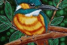 Handcrafted Birds