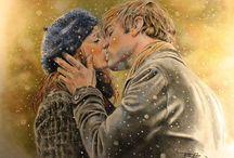 just a kiss.