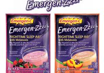 Emergen-Zzzz / Smiley360 Mission FREE PACKETS OF Emergen-Zzzz Sleep Aid  Peach & Berry Flavors