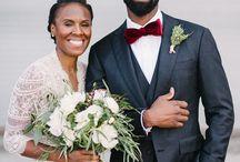 Monsieur + Madame / #wedding #couples #bride #groom